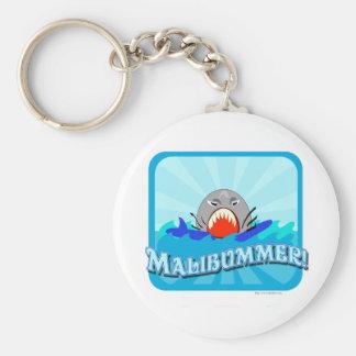 Malibummer Keychain