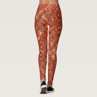 Malica - Original design made from a painting Leggings
