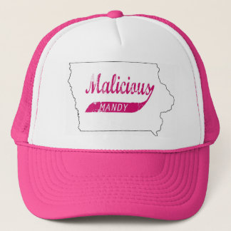 Malicious Mandy Trucker Hat