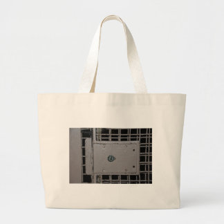 Maliciously Obedient Large Tote Bag