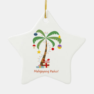 Maligayang Pasko! Christmas Tree Ornament