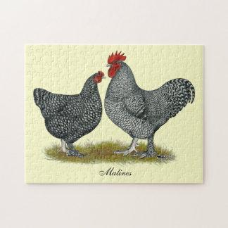 Maline Chickens Puzzle