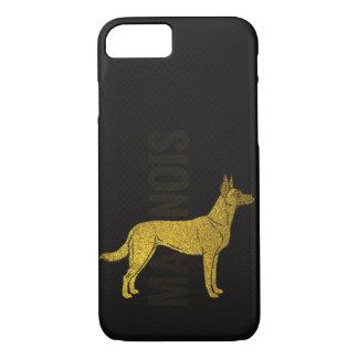Malinois - Belgian shepherd -Mechelaar -Maligator Case-Mate iPhone Case