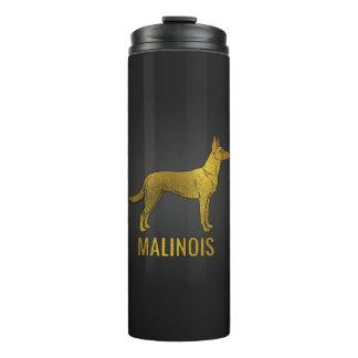 Malinois - Belgian shepherd -Mechelaar -Maligator Thermal Tumbler
