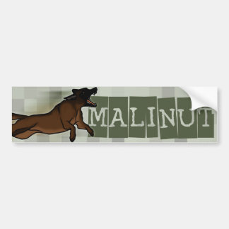 Malinut Bumper Sticker