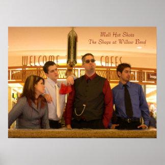 Mall Hot Shots Poster