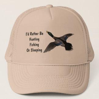 Mallard Drake Duck Wildlife Bird Trucker Hat