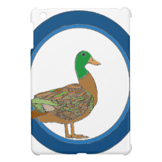 Mallard Duck iPad Mini Covers