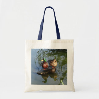 Mallard Ducks #2 Tote Bag