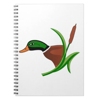 Mallard Head Note Books
