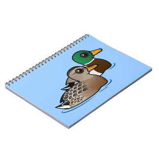 Mallard Pair Note Book