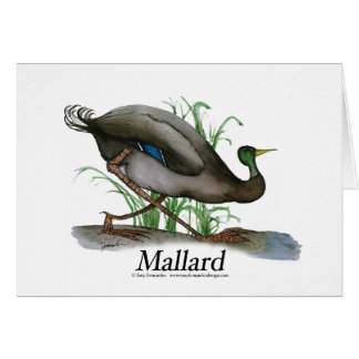 mallard, tony fernandes card