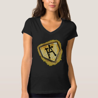 Mallards Ladies Diry Homeplate TEE