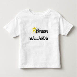 Mallards New Age Toddler Tee