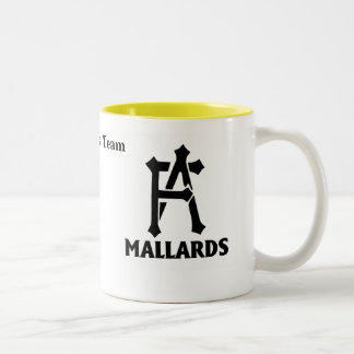 Mallards Team Coffee Mug