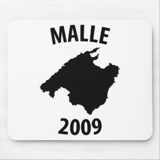 malle 2009 icon mouse pad