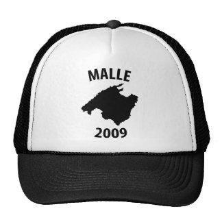 malle 2009 icon trucker hat
