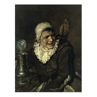 Malle Babbe, 1869 Postcard