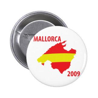 mallorca 2009 icon 2 inch round button