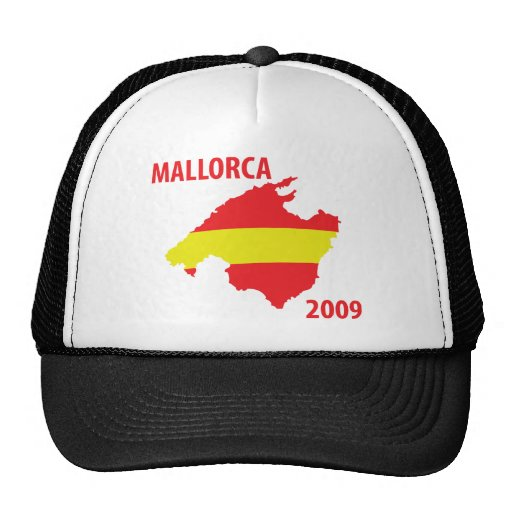 mallorca 2009 icon hat