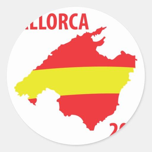 mallorca 2009 icon stickers