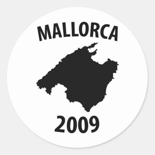 mallorca 2009 stickers