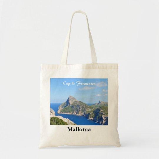 Mallorca Cap de Formentor Travel Souvenir Tote Bag