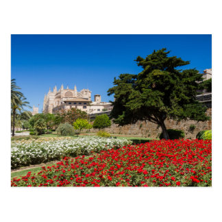 Mallorca - Cathedral of Palma postcard