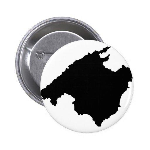 mallorca contour icon pins
