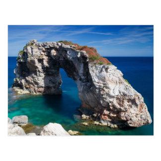 Mallorca - Es Pontas Rock postcard