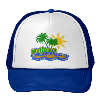 Mallorca State of Mind hat - choose color