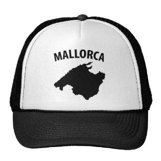 mallorca symbol trucker hat