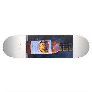 Mallorys bbq skateboard