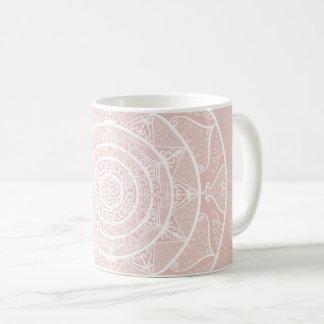 Mallow Mandala Coffee Mug