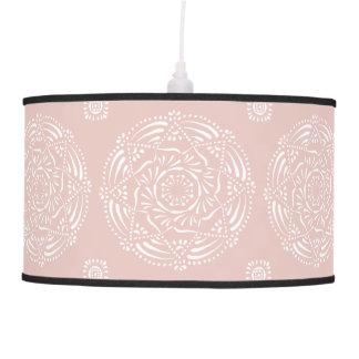 Mallow Mandala Pendant Lamp