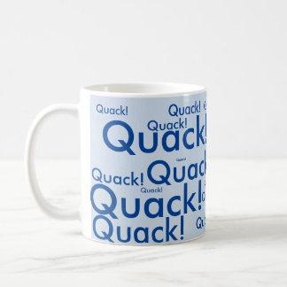 """Mally"" Duck on a mug! Coffee Mug"