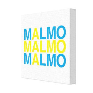 MALMO CANVAS PRINT