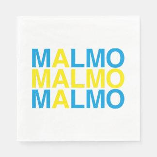 MALMO PAPER NAPKIN