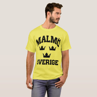 Malmö Sverige Hockey T-Shirt