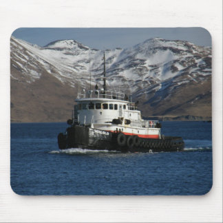 Malolo, Tugboat in Dutch Harbor, AK Mouse Pad