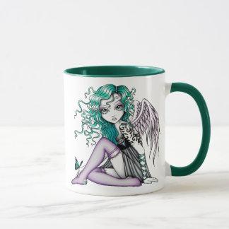 Malory Violet Tattoo Angel Mug