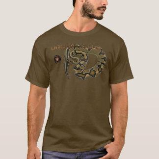 Malta Ball Python T-shirt Living Art Reptiles