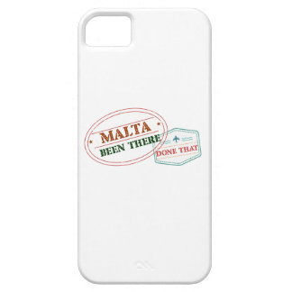 Malta Been There Done That iPhone 5 Case