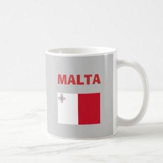 Malta* Big MT Coffee Mug