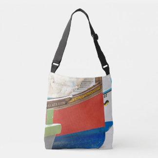 Malta – Boats Crossbody Bag