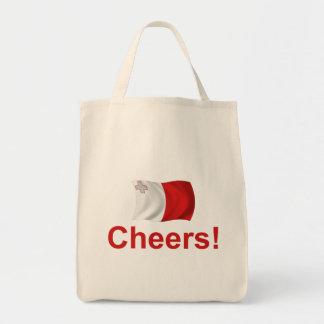 Malta Cheers! Tote Bag
