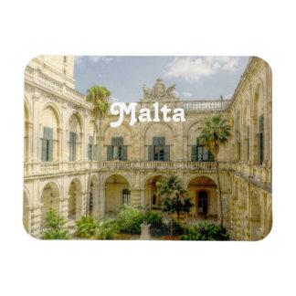 Malta Courtyard Magnet