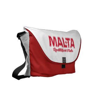 MALTA custom messenger bag