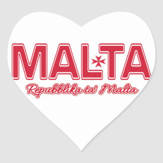 MALTA custom stickers