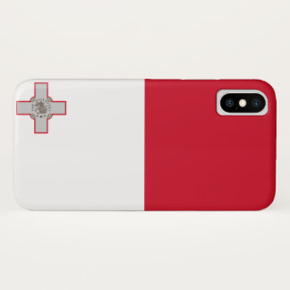 Malta iPhone X Case
